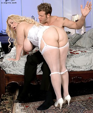 Big Tits Spanking Porn Pictures